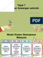 Sistem Belanjawan Kewangan