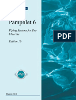 Pamphlet 6-Piping for Dry Chlorine System