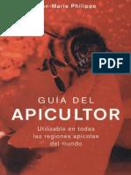 Jean Marie Philippe - Guía Del Apicultor