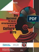 Diana c Cultura Afro