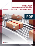 Manuale Colli Incompatibili BRT