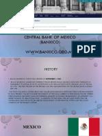Central Bank of Mexico