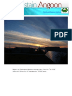Angoon Demonstration Project Report Low Res