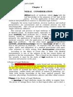 Legal Medicine - Pedro Solis