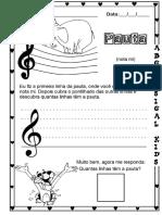 Pauta (musicalização infantil)