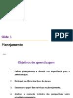 Slide 03 - Planejamento