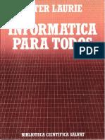 Peter Laurie - Informatica Para Todos