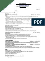 resume kelsey pdf for 206