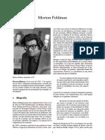Morton Feldman
