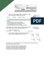 Examen de Recuperacion Estandar 10D