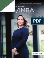 2019 MBA