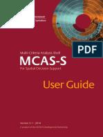 Guia de Uso MCASS SIG