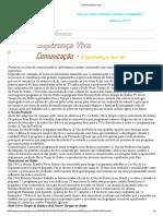 Pioneirismo Adventista na TV e no Rádio brasileiro