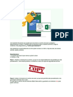 Quitar Claves de Documentos Excel