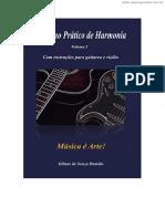 [Cliqueapostilas.com.Br] Caderno Pratico de Harmonia