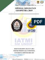 Proposal Kegiatan Geopetra 3rd