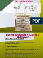 91468706 Corte de Roscas Machelos y Terrajas