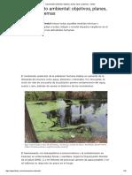 Saneamiento Ambiental_ Objetivos, Planes, Tipos, Problemas - Lifeder