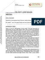 Anthropology and Mass Media SPITULNIK_DEBRA