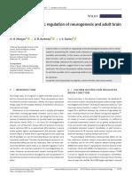 Caloric Regulation of Neurogenesis