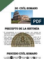 Proceso Civil Romano