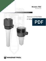 Sp58-610.9 Model r82 Instruction Manual