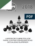 2018 Spanish Boot Catalog