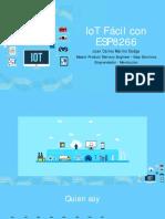 Iot Esp 8266