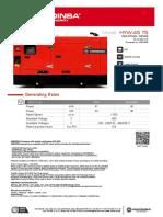 Manual Grupo Electrogeno Himoinsa HYW 45 T5 SA