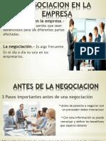 Negociacion en La Empresa2