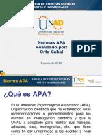 Presentacion Taller Normas APA -Orfa Nelly (1)