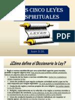 637las Cinco Leyes Espirituales