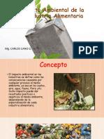 6. Impacto Ambiental de La Industria Alimentaria