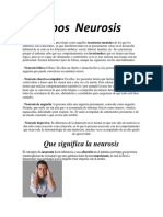 Tipos Neurosis