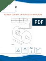 Resistor Control of Wound Rotor Motors