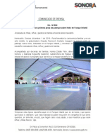 01-12-19 Inaugura Gobernadora primera pista de patinaje sobre hielo en Parque Infantil