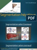 Segmentation hépatique