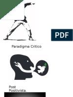 Paradigma Critico Social