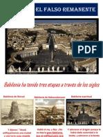 Babilonia, El Falso Remanente