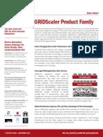 DDN GRIDScaler ProductFamily Datasheet v13 (2)