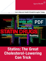 Agora Health Statin Report