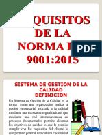 REQ ISO 9001-2015 ACTUALIZADO JUNIO 2015