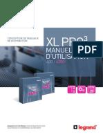 Manuel XLPro3 Fra 400 6300