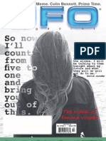 UFO Magazine - Vol. 24, No. 1 Issue #154