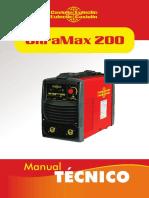 Manual Ultramax Solda Inverter