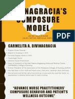 Divinagracias Composure Model