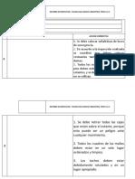 Informe de Inspeccion - Vvvvvvv