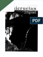 Rosicrucian Digest 1987
