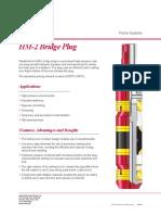HM-2 Bridge Plug - Weatherford