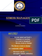 Stress Management by Alankar
